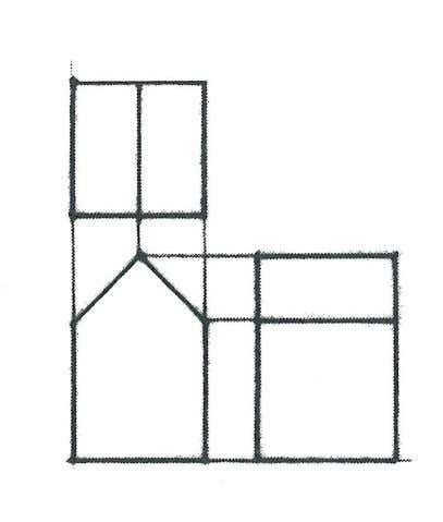 A Guide to Architectural Drawing Conventions: Orthographic Projection plan elevation elevation Multi-view Drawings: The