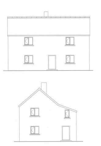 A Guide to Architectural Drawing Conventions: Elevations a b Elevation a Elevation b Drawings: John Hewitt