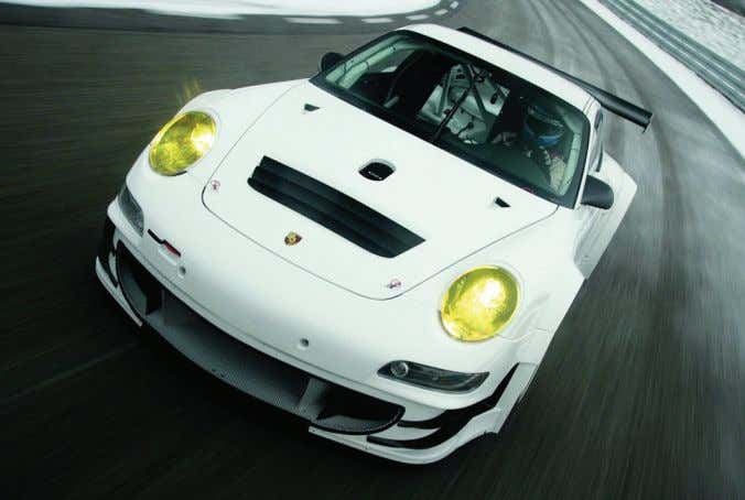 All the crises, Porsche is emerging As A formidAble winner. T T he global automobile industry