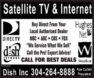 "Buy Direct From Your Local Authorized Dealer NBC • ABC • CBS • FOX ""We"