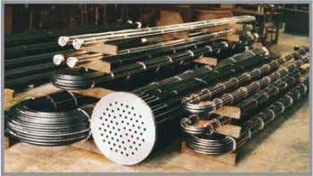 VARIETY OF SOLUTIONS Exemplary Hairpin Applications When To Use BROWN FINTUBE Hairpin Heat Exchangers A hairpin