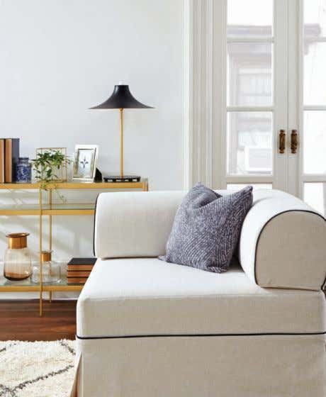 TAYLOR modular sofa is one of our signature sofa comes from Studio Lines collection. Everything