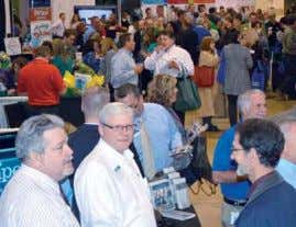 The Business-to-Business EXPO had nearly 1,400 attendees.