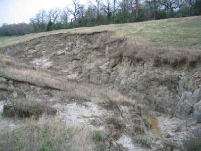 Team New Orleans Systems Hurricane Katrina May 22, 2006 Figure 9.34: Difference in erosion resistance be