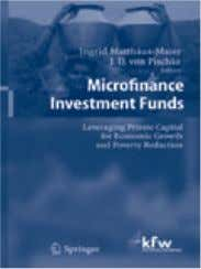 rigor make the new funds potentially very positive forces in microfinance.  Elisabeth Littlefield , Director