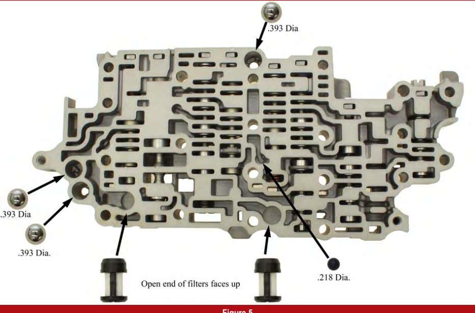 Toyota's U660E: First Things First Figure 5 Figure 6 4. Lockup relay valve 5. Lockup control