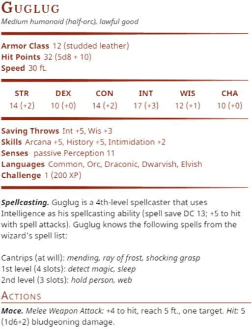 "however, she will try to end things without bloodshed. Description: Gultholomew goes by the nickname ""Guglug"""