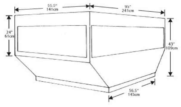 the different aircraft types, in case of transfer #;< Lower deck container suitable for : A320