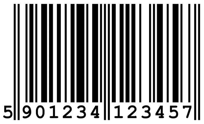Barcodes and RFID Tags 1.4.2 European article number (EAN) This is the European extension for the