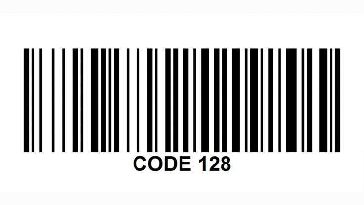 Barcodes and RFID Tags 1.4.4 Code 128 It is a variable length , high density, alpha