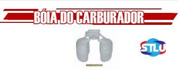 BÓIA DO CARBURADOR