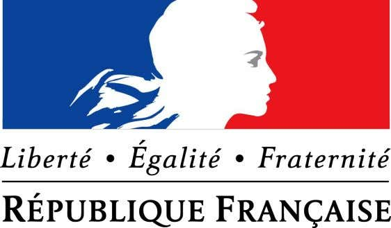 French Introductory Lessons Bonjour! - Introductory French Logo officiel du gouvernement français Welcome to the course