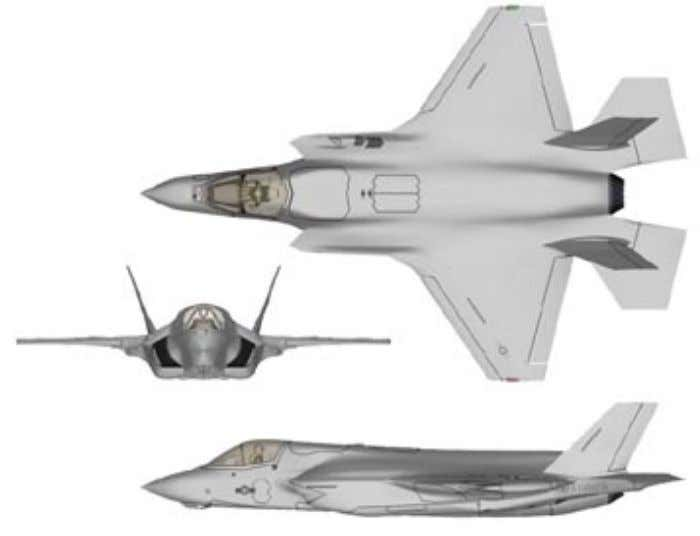 SWAT bore fruit in the shape of an optimized F-35 design. The STOVL weight issues that