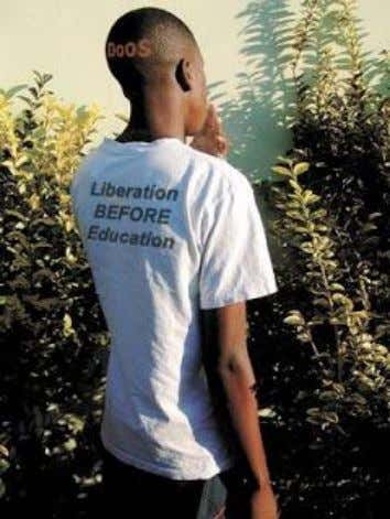 "is a timebomb Four Natal schools with 0% matric pass rate ""Liberation before education"" was the"