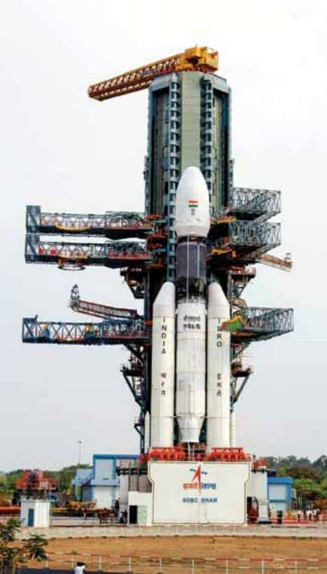 GSLV MkIII-D1/GSAT-19 Mission GSLV MkIII-D1 at Second Launch Pad The Mission GSLV MkIII-D1/GSAT-19 Mission is the
