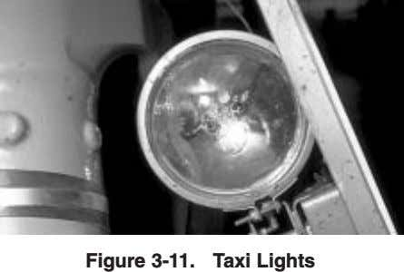 Figure 3-11. Taxi Lights
