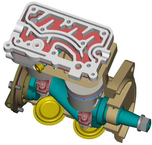 power consumption : PR - for reduction of temperatures : TR - integrated valve plate from