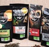 DESTINATION TOP ASSORTIMENT Top assort 5 INFUSIONS Herbal Teas 51 Cafés Coffees 11 CACAOS Cocoas 59
