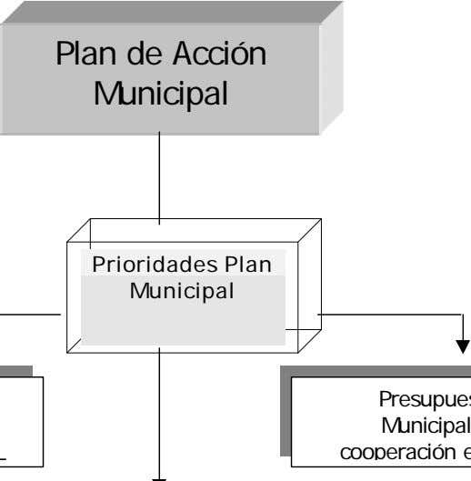 Plan de Acción Municipal Prioridades Plan Municipal