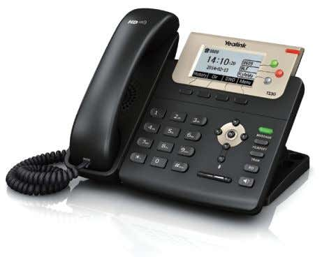 and large offices environment . Key Features and Benefits HD Audio Yealink HD Voice refers to