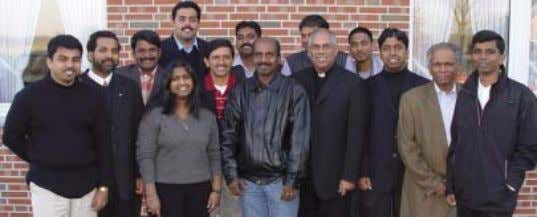 Fifteen participants from six countries including four priests came together for the second Jesus Youth