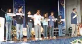 The first Jesus Youth National Conference, 'Jesus Youth 2004' took place from 26 t h