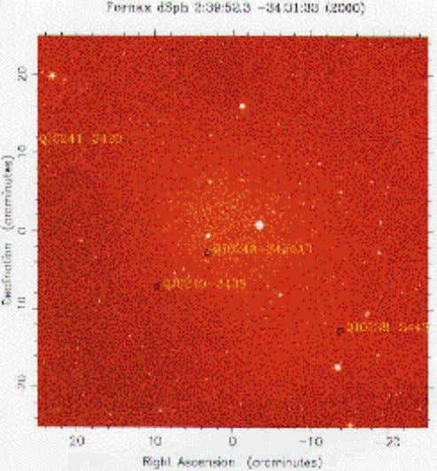 Figure 1. tion of the Milky Way, and not least the total mass of the