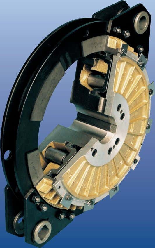 brakes clutch/brake combined units and tooth clutches O O r r t t l l i