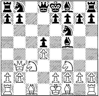 S cxds cxds 6 'iYb3! Black would like to play 4 �fS, loses a pawn to