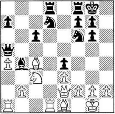 harmless. Let us take a look at the more direct 9 ctJh4. Game 3 Yusupov-Kramnik Riga