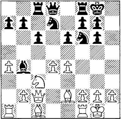 c5. e6-eS e6-eS or 11 ct:Jxg6 hxg6 12 'iVc2 13 e4!? Since White does not want