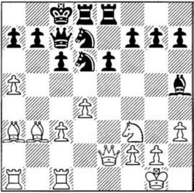 and eyeing the a7-pawn, is also interesting. 16 J!he8 17 a6! Softening up the protection around