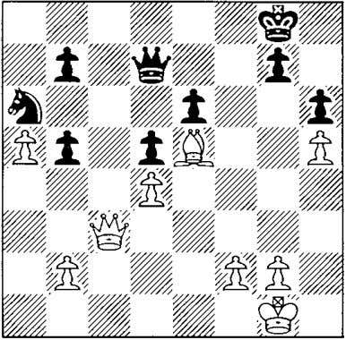 32 3i.e 5 'i'd7 33 h4 \tlg8 34 h5! Fixing the g7-pawn. Moreover, the knight will