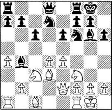 h6 (16 �xc3 17 bxc3 'iYxa4 18 lIal traps A slightly risky idea. Black devel­ ops
