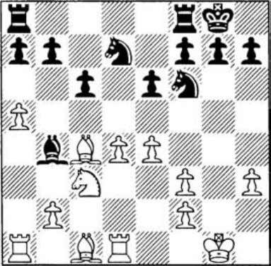1 ttJc8 22 a5 tremely solid and has no pawn weak- nesses. 33 ClJxd 5 'i'f8