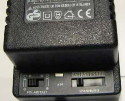 an adapter. We can work with regular switchable adapters: Sensors Technology – Software utilization of a