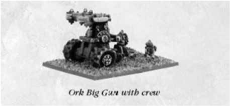 one and two artillery pieces and up to six crew models. 6 1.1.3 Unit Datasheets Each