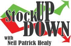 UP Stock DOWN with Neil Patrick Healy
