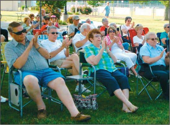 "A.K.A. ""The Jeff Mcdonald Band"" at 6 p.m. June 24 at Stadium Park. Refreshments will be"