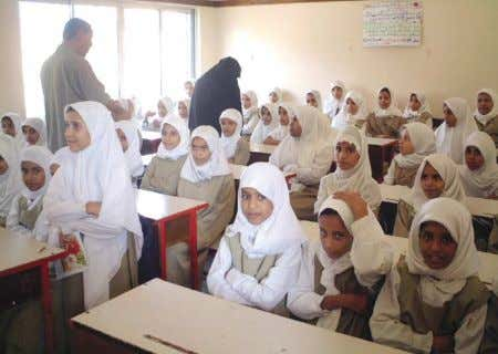 insufficient management capacity of school administrators Girls ' class in Taiz Governorate and low level of
