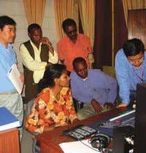 Grant Aid Promoting decentralized distance learning Broadcast equipment practice 12 Education in Ethiopia faces