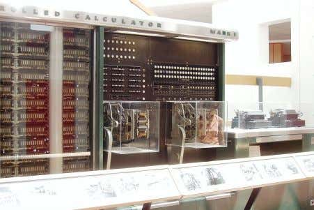 reference/faq_0000000011.html) ENIAC Parte do Mark I Electronic Numerical Integrator Analyzer