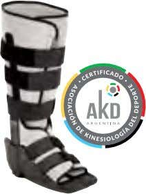 LOWER LIMBS . ANKLE & FOOT WALKER BC1451 TALLE: CHICO - MEDIANO - gRANDE SIZE: SMALL