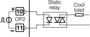 Static Cool relay load 10 OP2 11