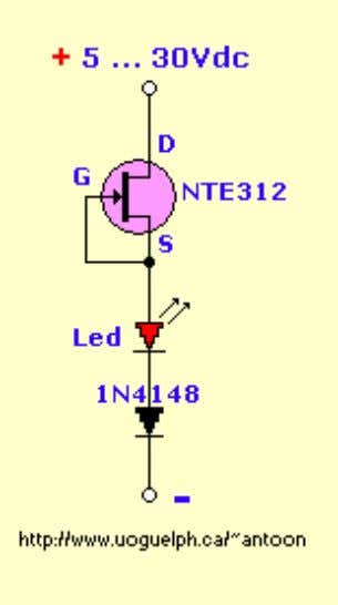 Led Pilot Light by Tony van Roon LED's are funny things. They only work at