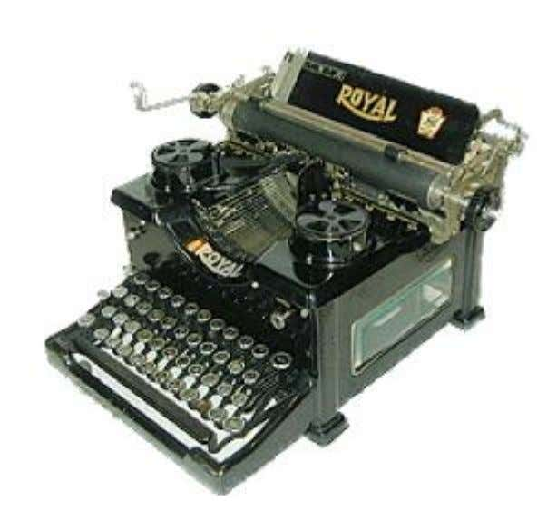 Sholes was a U.S. mechanical engineer who invented the first practical modern typewriter, patented in