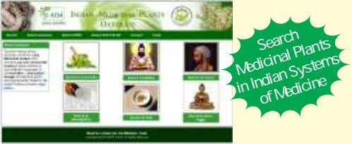 of Search in Medicinal Plants Indian Systems Medicine
