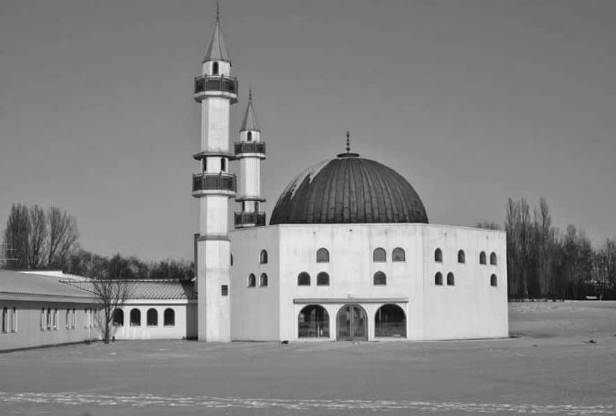 different from that facing Jews in Sweden. Anti-Semitism and Malmo¨'s mosque near Rosenga˚rd. This mosque, which