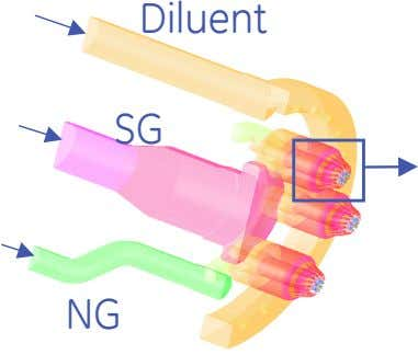 Diluent SG NG