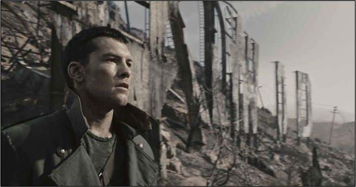Figure 44 – Death Race 2008 (Source: Sauriol, 2010). Figure 45 – Terminator: Salvation 2009 (Source: